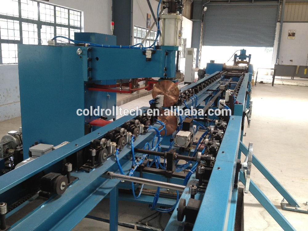 transformer radiator panel production line