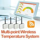 Multi-point Wireless Temperature System
