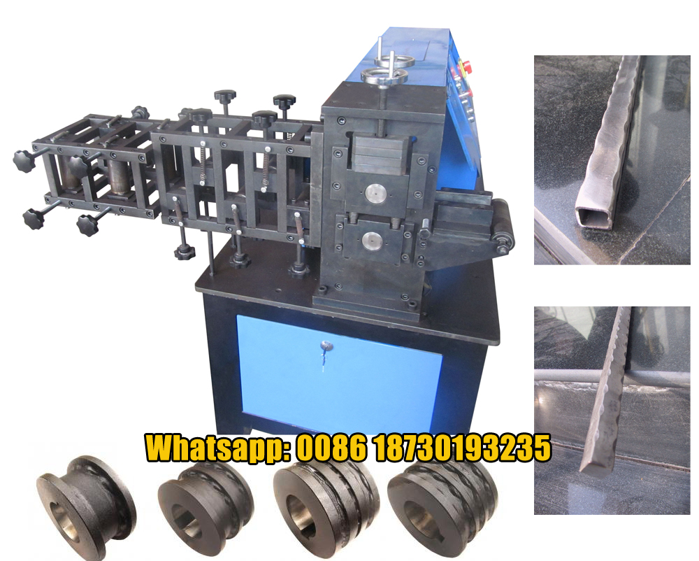 JK-DL60 Cold Rolling Embossing Machine