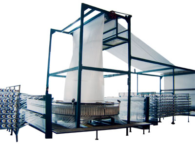 Jumbo Bags (Container Bag) Production Line