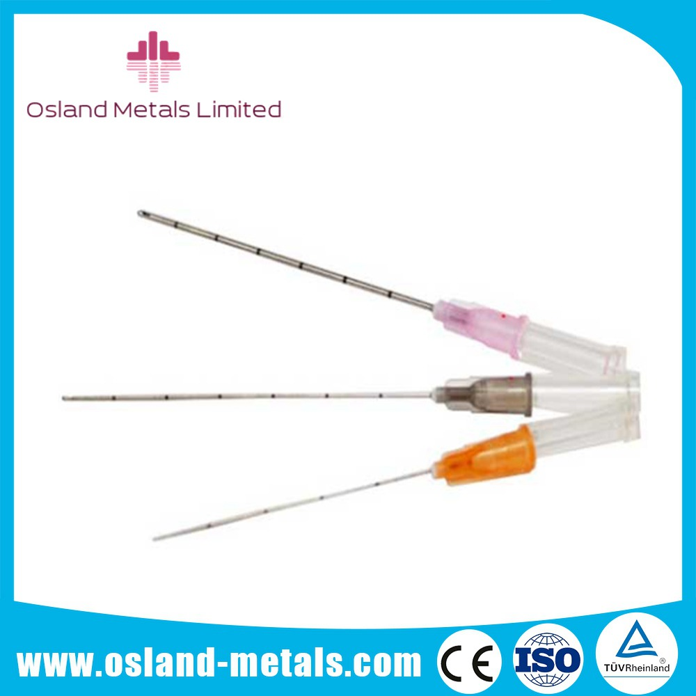 Osland Sterilized PRP Injection Needles Blunt Tip Cannula Blunt Tip Micro Cannula Needle for Filler