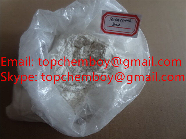 Testosterone Base CAS 58-22-0 Factory Supply Hight Purity 99.9%