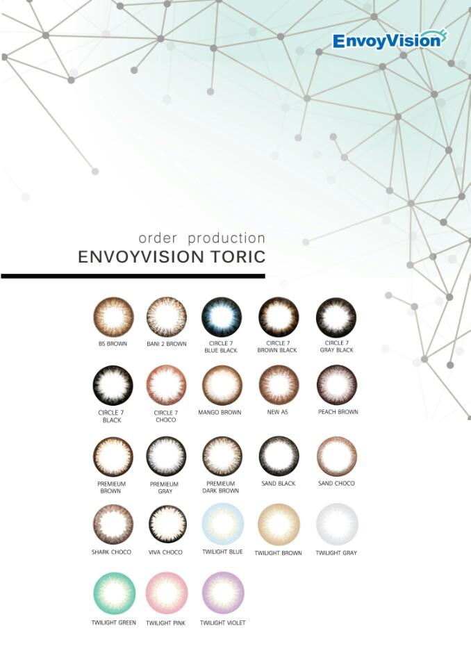 Toric Contact Lens