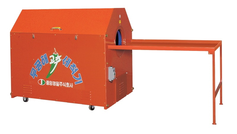Agricultural product washer