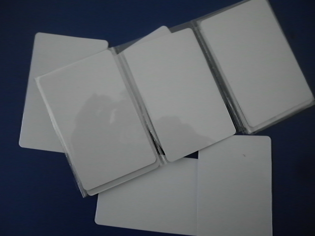Main applications:UHF white card/printing UHF long distance card/parking card Aikeyi Technology