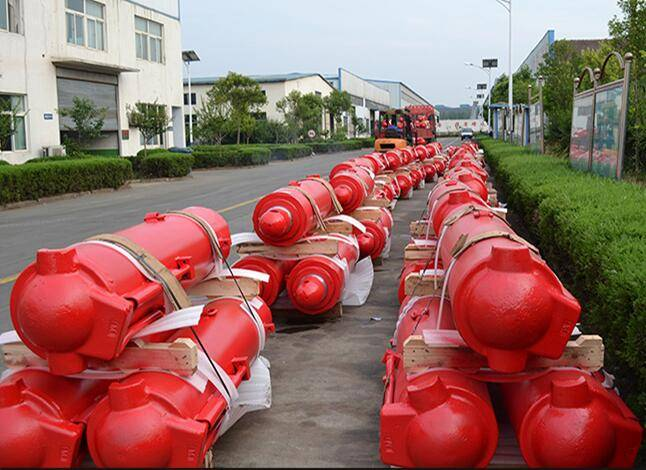 Coal Mining Hydraulic Cylinder for mining equipment