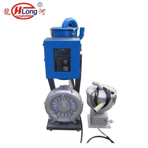 Vacuum hopper loader/auto loader for granule and powder