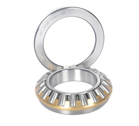 Low noisy spherical roller thrust bearings