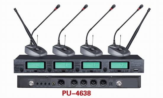PU-4638 Conference wireless Microphone