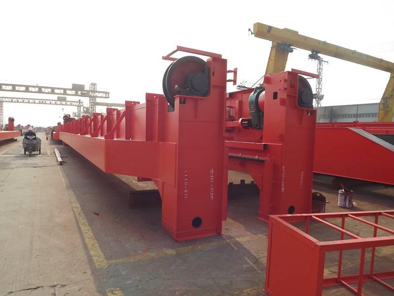 20 ton double girder eot crane