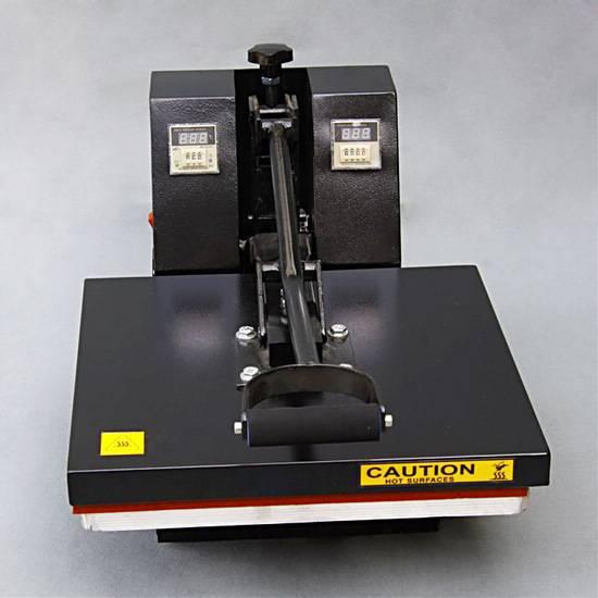 Ordinary Flat Heat Press Machine