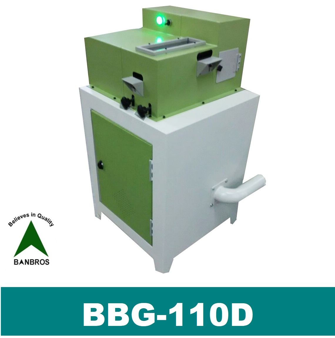 Belt Grinder with Dust Collector