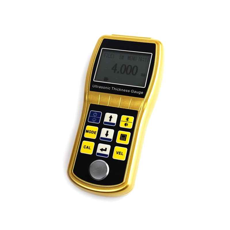 Through Paint Ultrasonic Thickness Gauge PRUT600