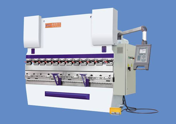 PR Series Electro-Hydraulic Synchronous CNC Press Brake