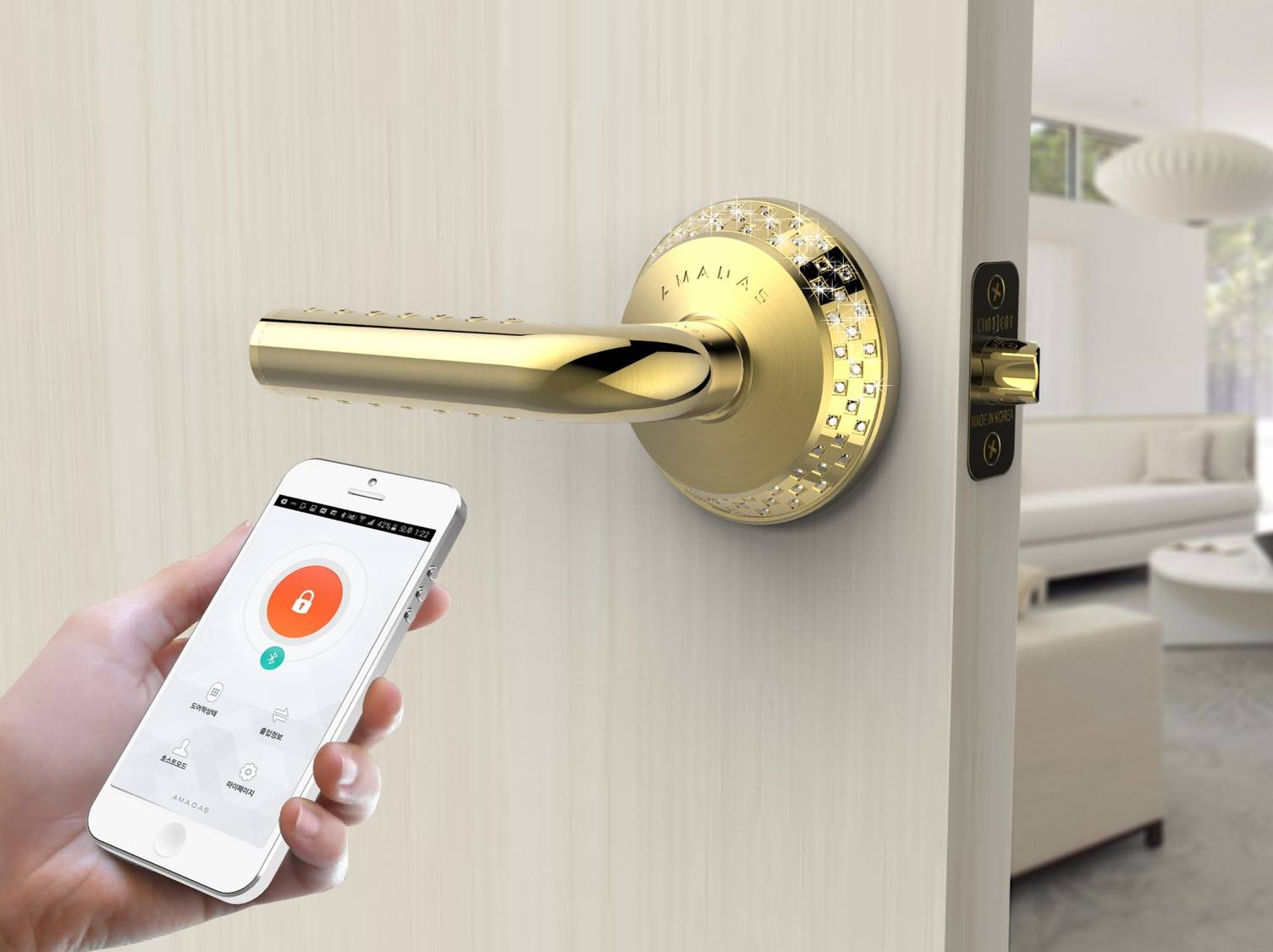 IoT Smart door lock