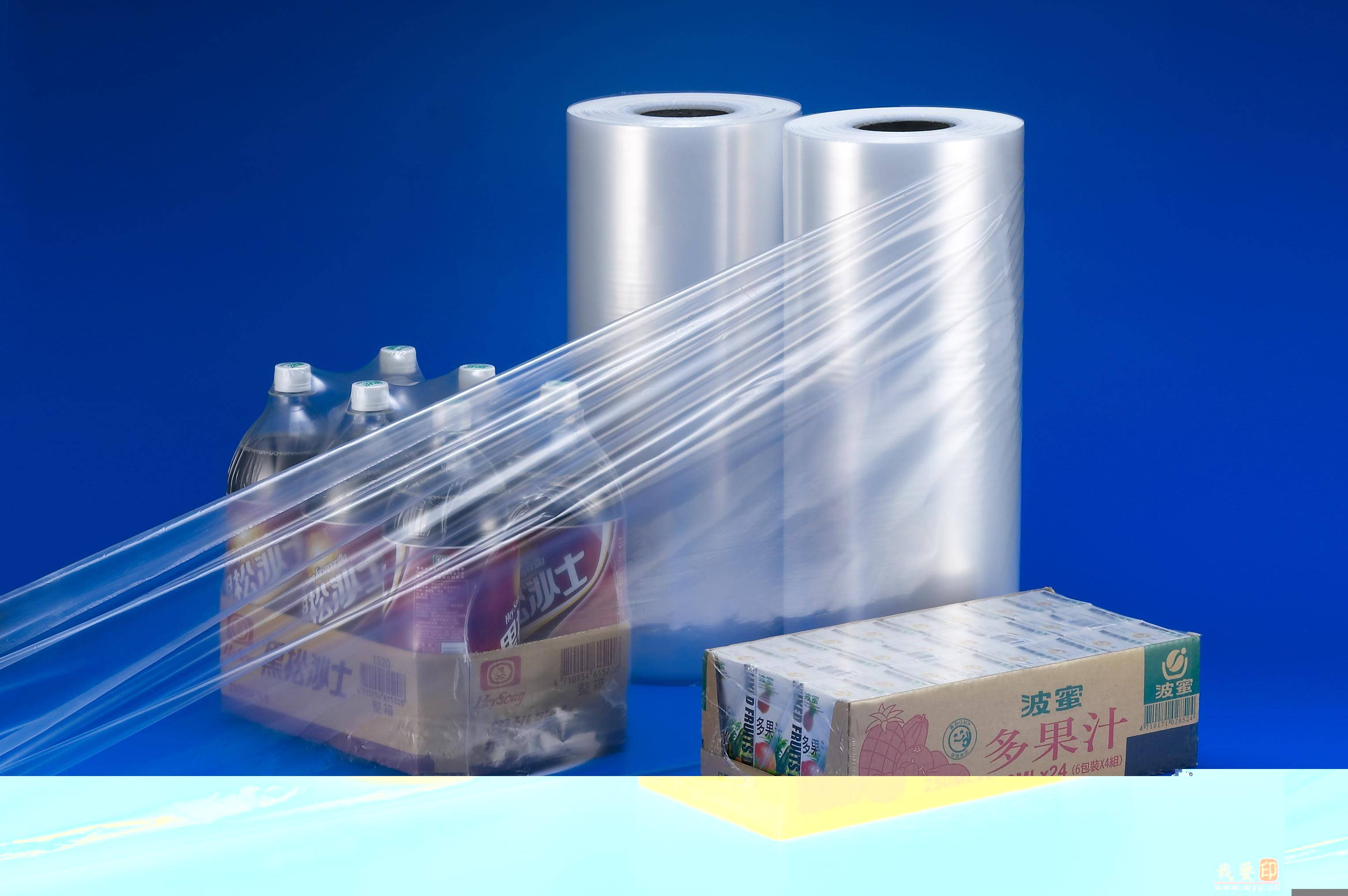 High performance shrink wrap film