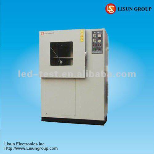 Lisun SC-015 Dustproof Test Chamber according to IEC60529 applied in LED or other luminaries for IP5