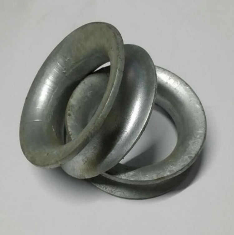 Round shape wire rope thimble metal circle hardware