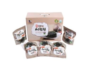 [Haealldam] Seocheon-seaweed seasoned Laver Flake