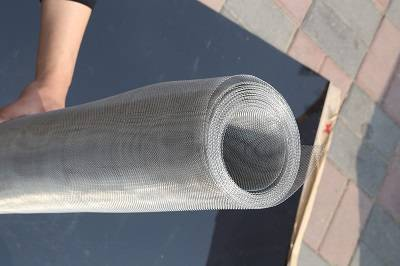 100x100 stainless steel wire mesh