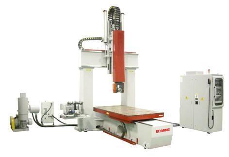 5 Axes CNC Router