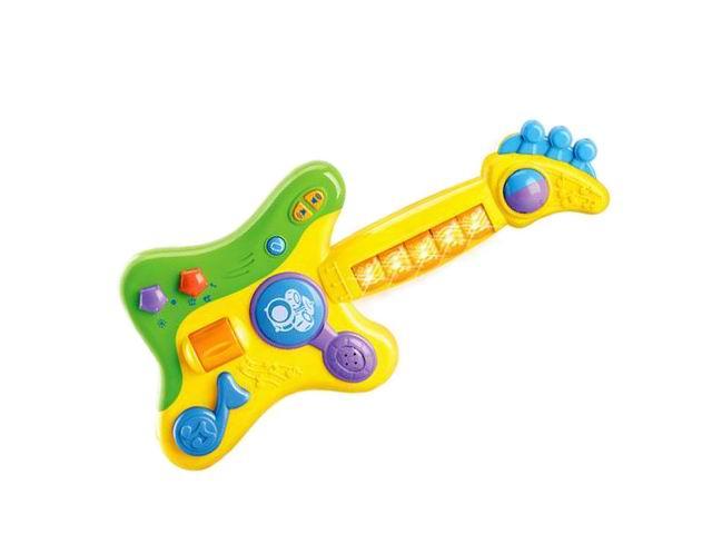 Multi-function toys baby musical toys guita