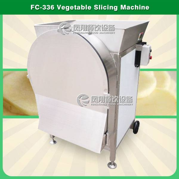 FC-336 Large carrot slicing machine