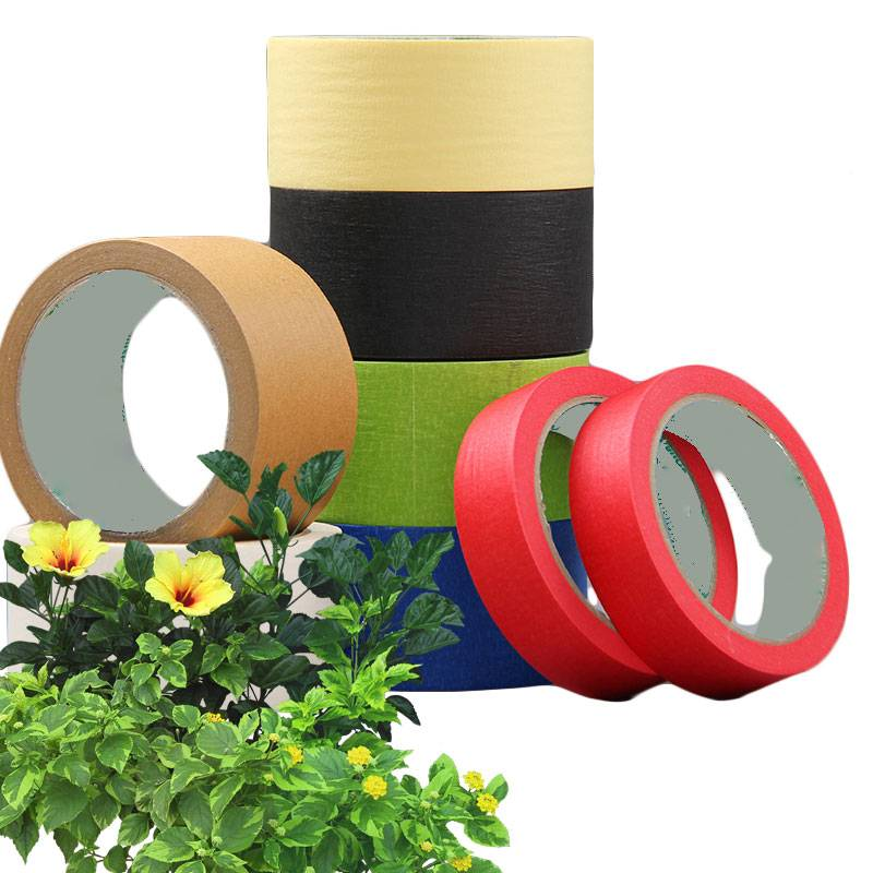 Yuanjinghe Colored Masking Tape Manufacturer