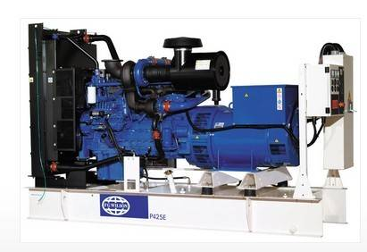 MP UK Perkins series diesel generator sets