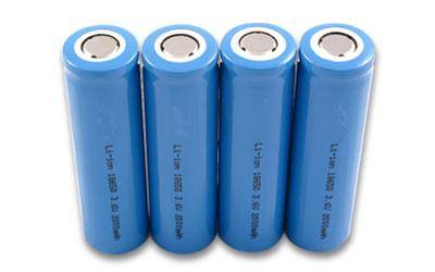 Li-ion battery(cylindrical)