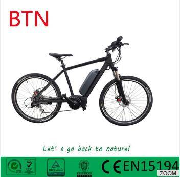 2016 BTN new design 36v 350w 26inch electrc mountain bike