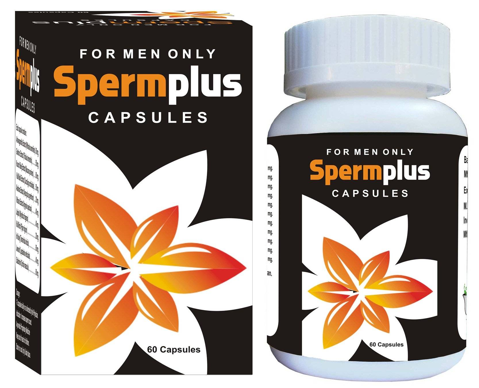 Spermplus-For Low Sperm Count