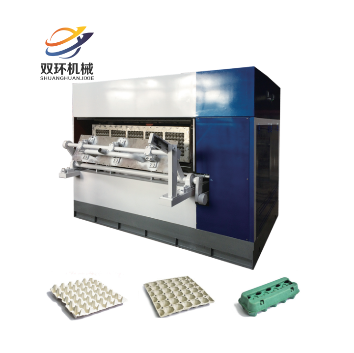 high output egg tray /eg carton making machine
