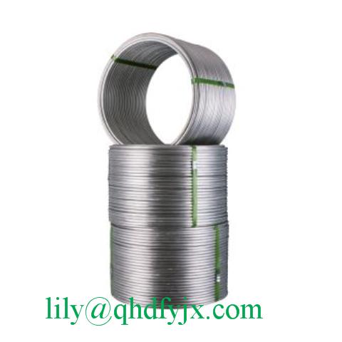 Aluminum Titanium Carbon 5:0.2 Coils/ Wire- AlTi5C0.20