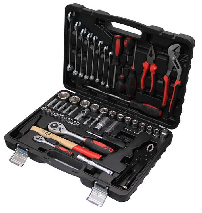 72pcs Hand tool set