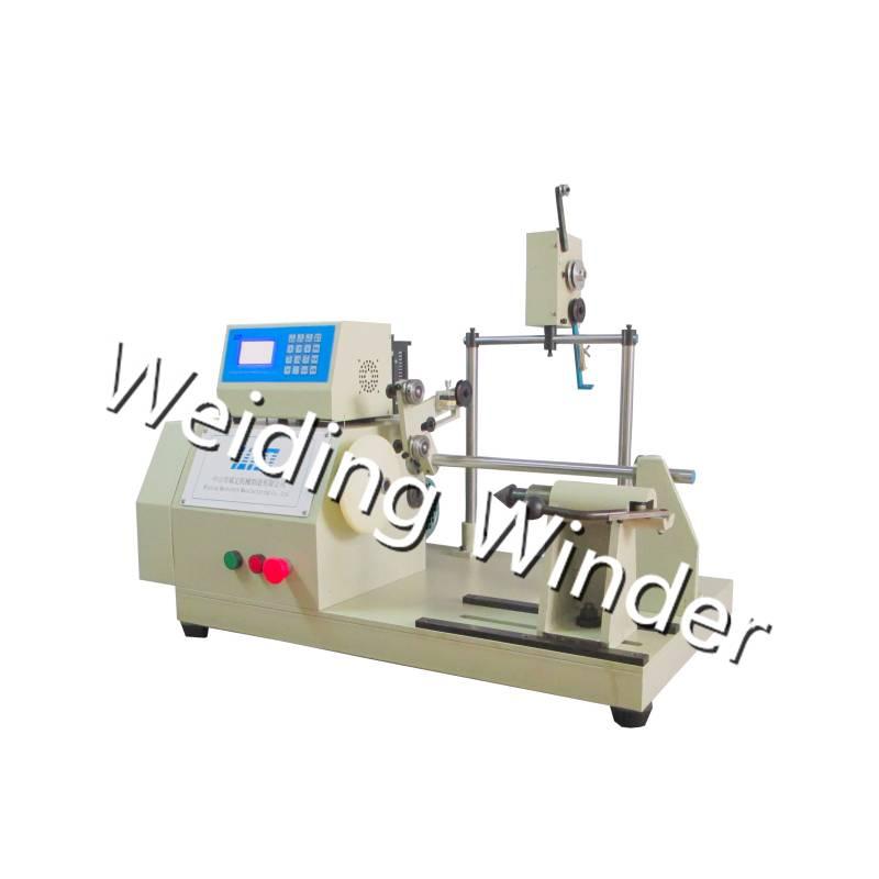 WDTC-01 winding thick wire 2.8mm coil winding machine ballast winding machine hot sale in TURKEY
