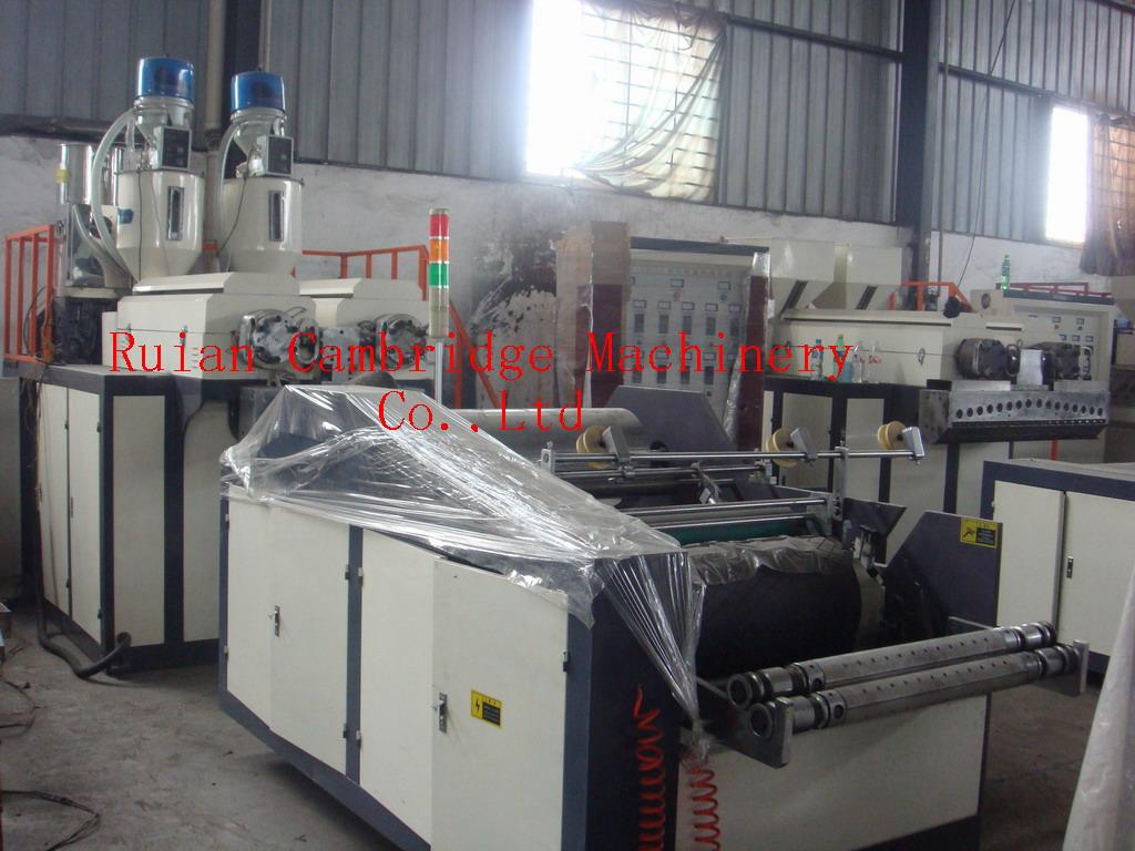 PE Stretch Wrap Film Extrusion Machine