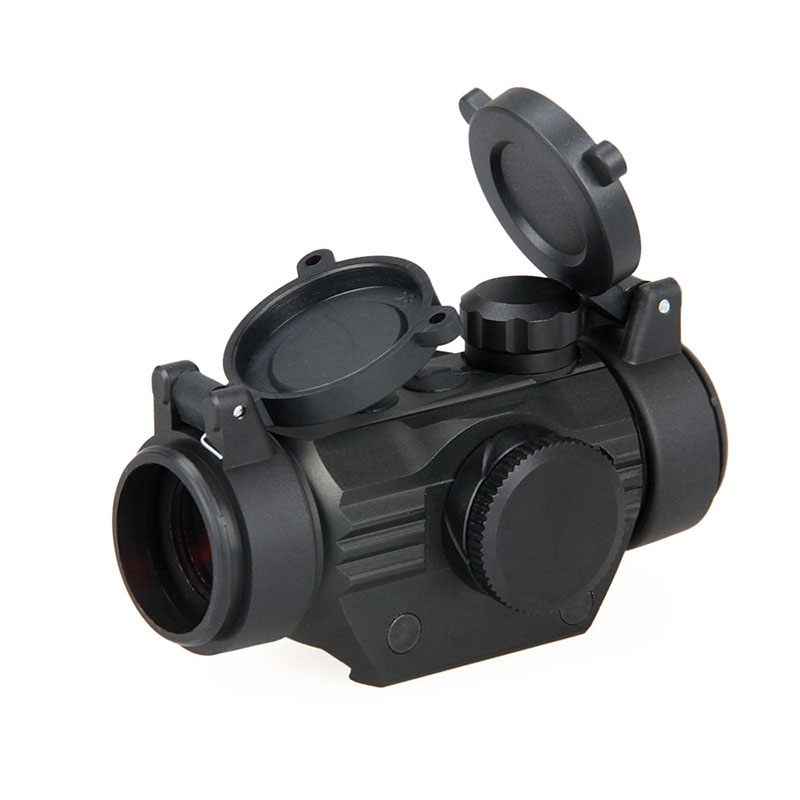 New Hunting accessories optical red dot laser sight scope mini red dot scope for tactical shooting