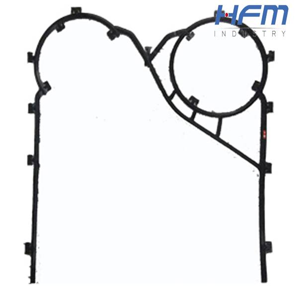China stainless steel heat exchanger gaskets