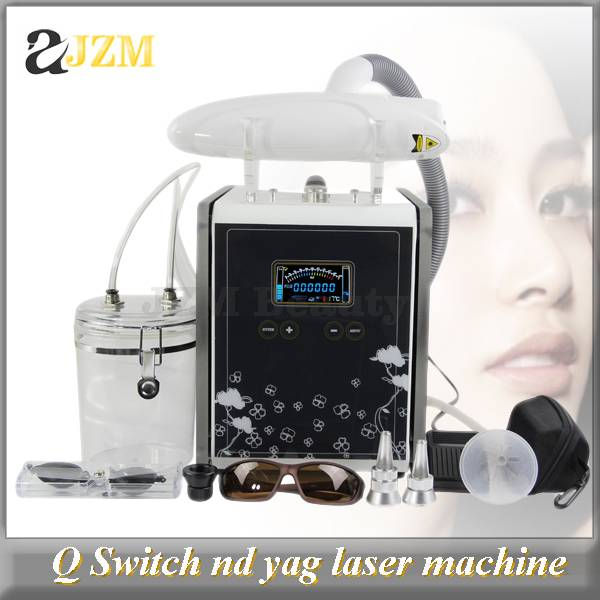 LS50 Professional q switch nd yag laser for freckle removal