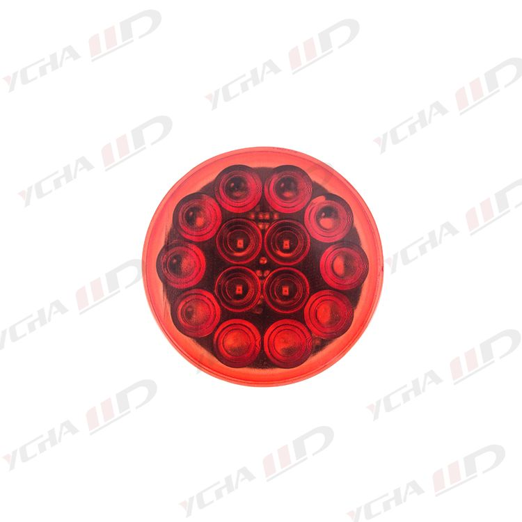 "4"" Round Truck LED Light for Stop/Parking/Turn Signals/Tail lights"