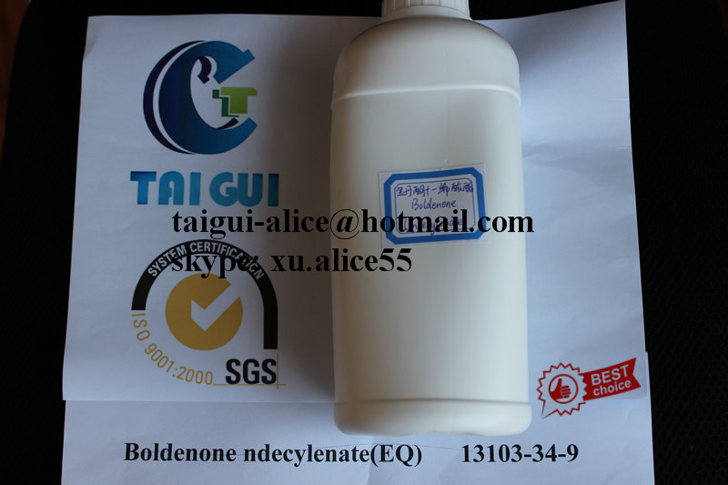 Injectable Boldenone Undecylenate Legal Muscle Building Steroids for Male CAS 13103-34-9