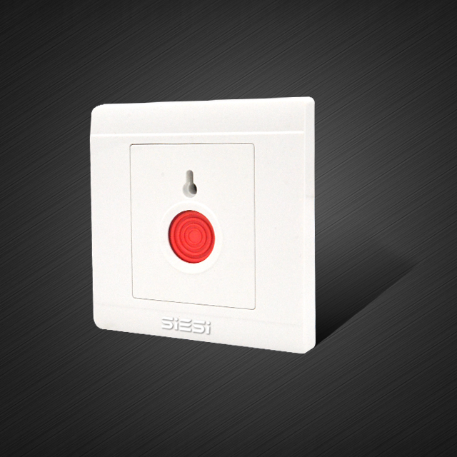 1 Gang Hotel Doorbell Wall Switch and Emergency alarm switch, wall switch for home