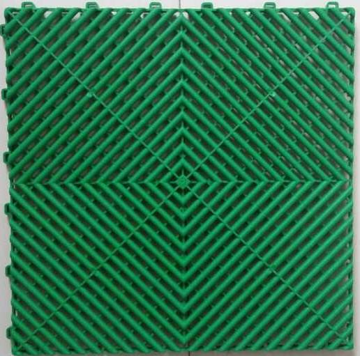 interlocking floor mat in pp