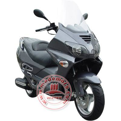 EEC Approved 250cc Gas Motor Scooter WZMS2501EEC
