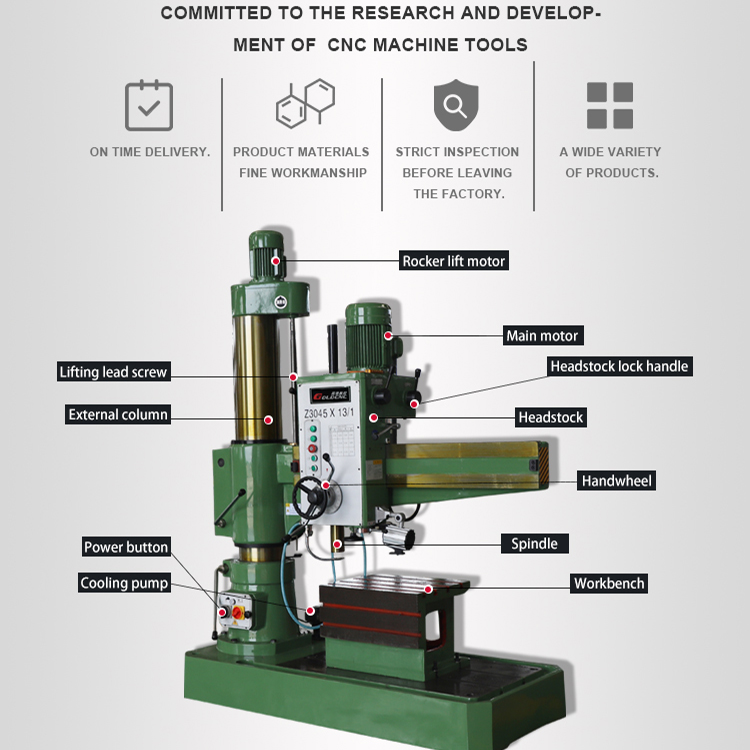 Award-Winning Products Drilling Machine Drilling Machine Table