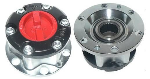 locking wheel hub
