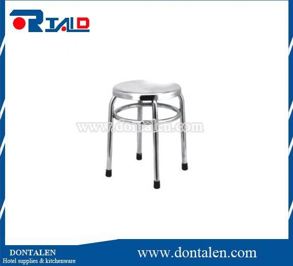 HEAVY DUTY STAINLESS STEEL STOOL CHAIR arcade bbq camping party CRAZY price