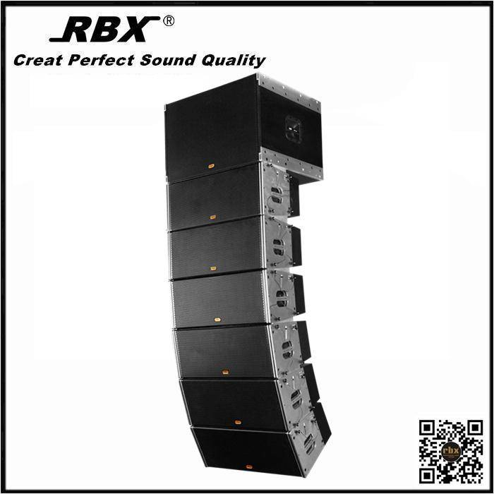 X-1810S Dual 10 840W Hot China factory Speaker line array tower
