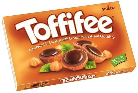 TOFFIFEE 125g Chocolates